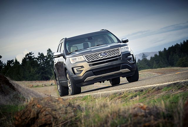 2016 Ford Explorer Image