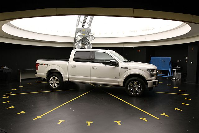 All-New Ford F-150 Offers Added Protection Against Fading, Damage and Glare from the Sun
