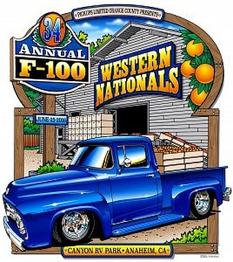 F-100 Western Nationals 2016