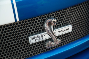 Shelby 2016 F-150 700HP Teaser Image
