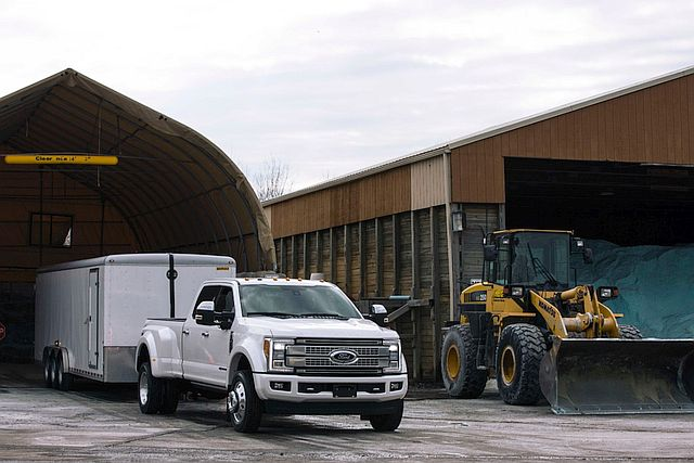 Ford Super Duty Trailer Guidance