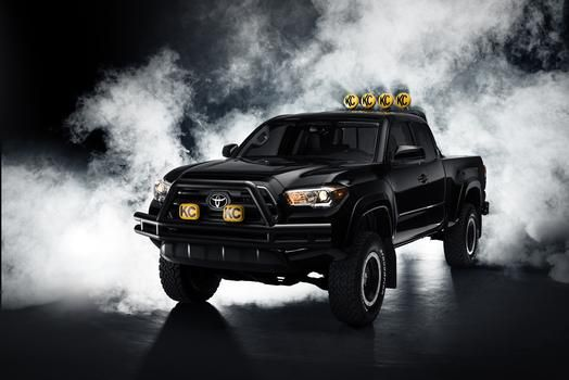 Toyota Tacoma Truck Back to the Future