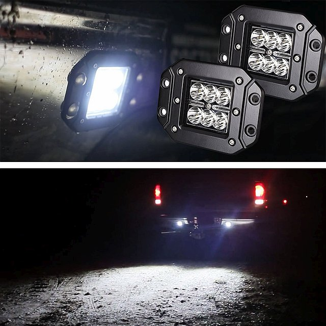 Truck LED Pod Lights